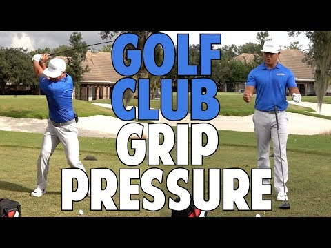 How Hard to Grip The Golf Club