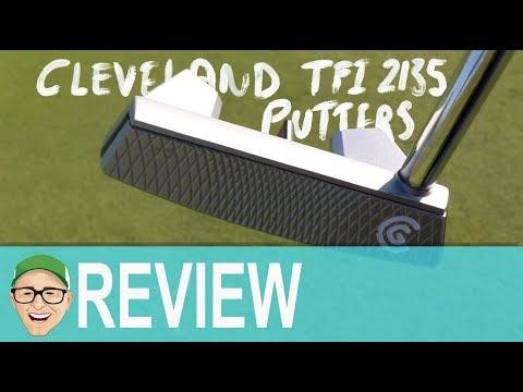 CLEVELAND TFI 2135 SATIN PUTTERS