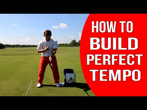 Golf Lesson – SMOOTH Tempo Like The Pros
