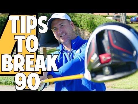 4 Golf Tips To Break 90