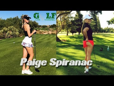 Super Hot Video of Golfer Paige Spiranac