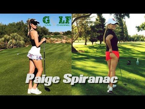 Super Hot Video of Golfer Paige Spiranac