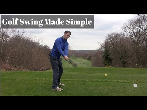 Golf Swing Made Simple