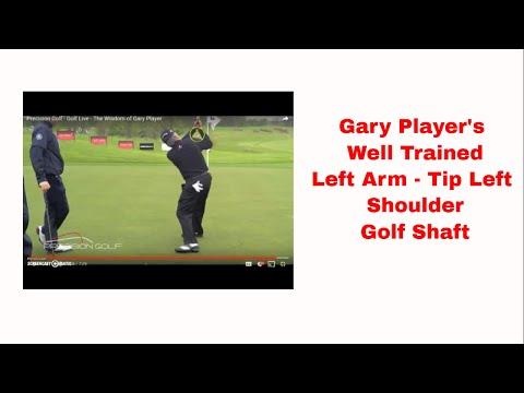 How To Swing Like Ben Hogan – Gary Player Illustrates Correct Takeaway