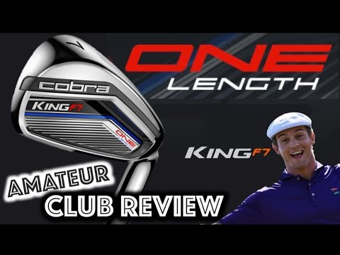 Cobra King F7 ONE LENGTH Irons – Amateur Golf Club Review