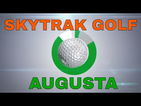 Augusta & The Masters Fever 2018  – Playing the course on SkyTrak Golf Simulator