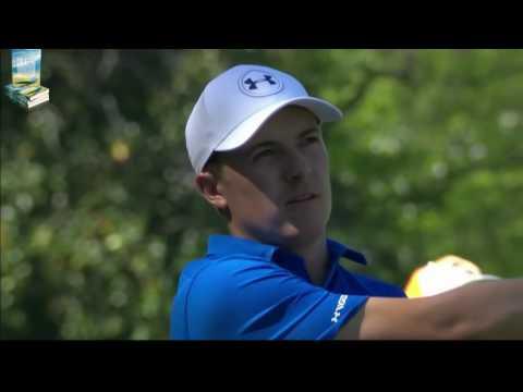 Jordan Spieth's Great Golf Shot Highlights 2017 Masters Tournament Augusta
