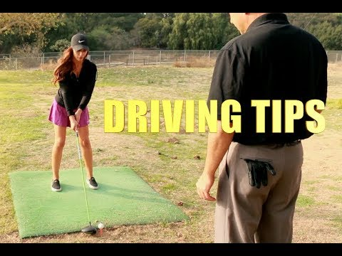 TRIANA GOLF LESSON 3 DRIVER