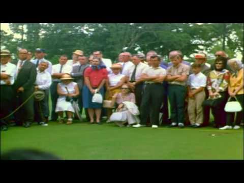 Shell Golf  Ben Hogan vs Sam Snead   HD