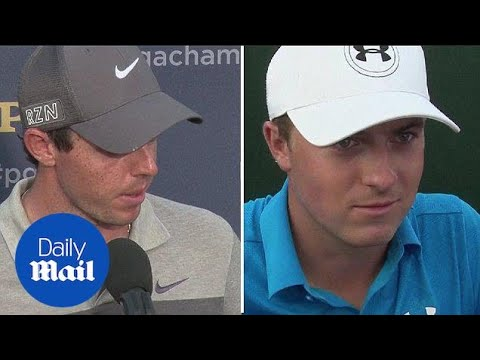 Rory McIlroy and Jordan Spieth reactions after US PGA day one – Daily Mail