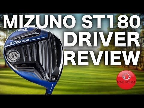 NEW MIZUNO ST180 DRIVER – FULL REVIEW RICK SHIELS