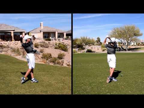 Junior Golfer to College Golf – 15 years in 4 mins