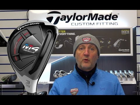 TaylorMade M4 hybrid tested Average Golfer