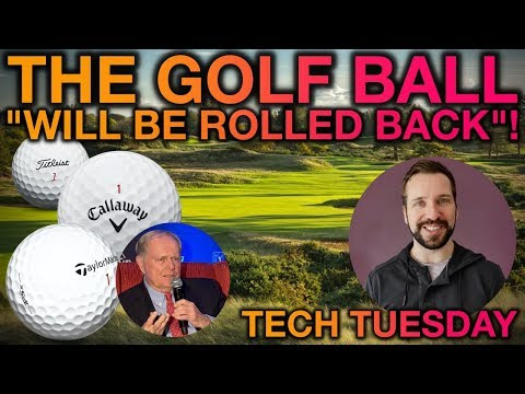 """The golf ball """"WILL BE ROLLED BACK"""" – Tech Tuesday"""