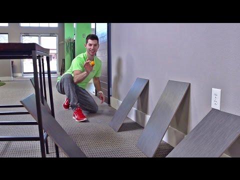 Ping Pong Trick Shots 2   Dude Perfect