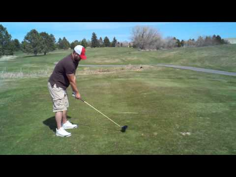 Douglas Wyoming Golf Course….SLICE