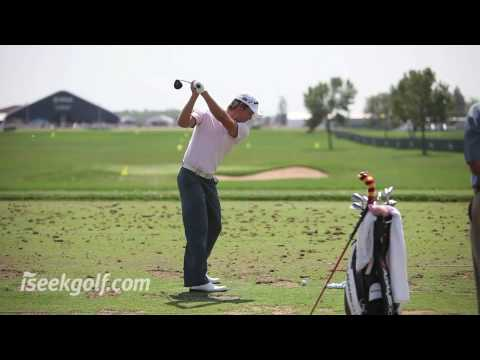 Aaron Baddeley Golf Swing @ 2009 US PGA