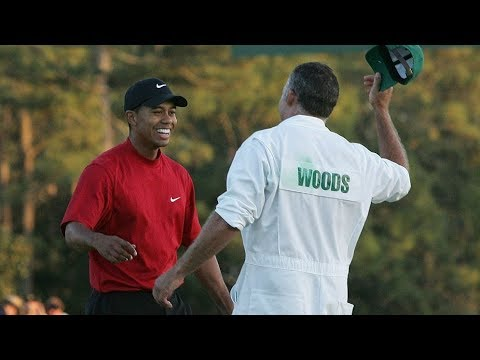 2005 Masters Tournament Final Round Broadcast