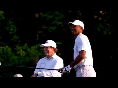 Tiger Spanks the Great White  and Spoils What?