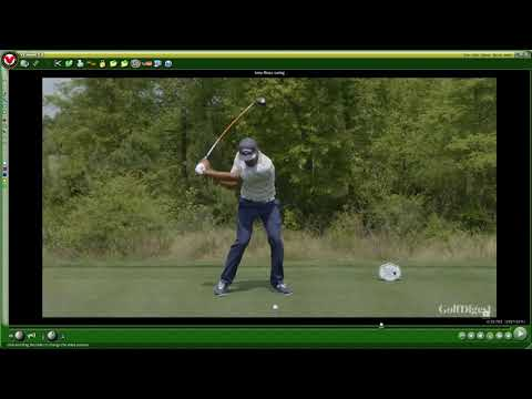 Where Tony Finau's Golf Swing Power Comes From – Analysis Masters 2018