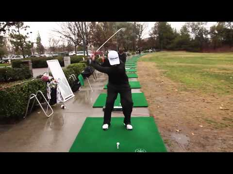 Golf Back Swing Lesson | Proper Rotation | GG Swing Tips