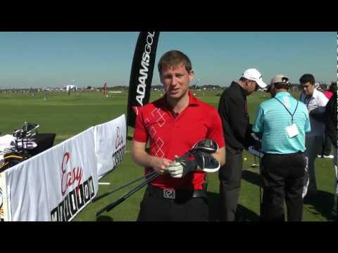 Adams Golf Speedline Super S Range First Hits – 2013 PGA Merchandise Show – Today's Golfer
