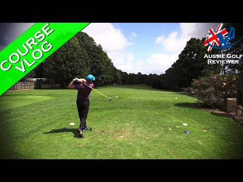 TAMBORINE MOUNTAIN GOLF CLUB COURSE VLOG PART 2