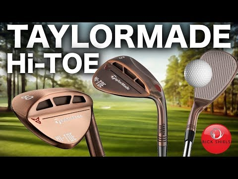 The ULTIMATE Lob Wedge – TaylorMade Hi-Toe 60° Review