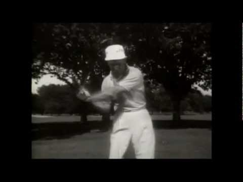 Ben Hogan and Stan Leonard: The Drill