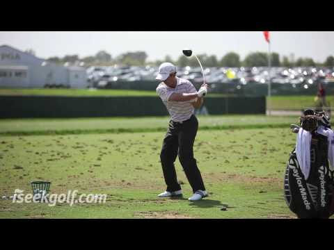 Mike Weir Golf Swing @ 2009 US PGA