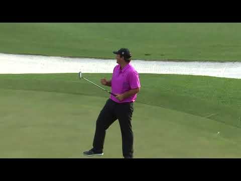 The Clinching Putt: 2018 Masters Champion Patrick Reed