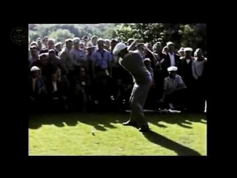 Ben Hogan Slow Motion Swing