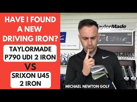 Can The TaylorMade P790 UDI 2 Iron Make It Into My Bag?