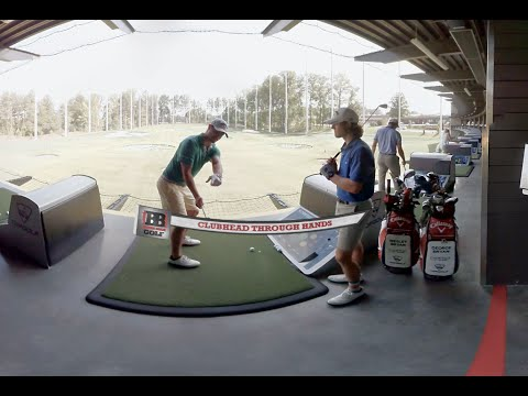 360 VR Video Golf Tips – Swing Plane Fundamentals