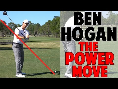 BEN HOGAN POWER MOVE | Learn It Now!