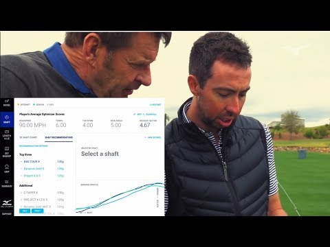 Mizuno Swing DNA – Custom Iron Fitting with Nick Faldo / The 2nd Cut