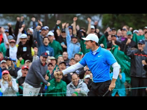 Rory McIlroy's Third Round in Under Three Minutes