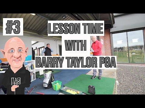 Golf Lesson – Part 3