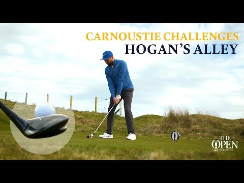 Rick Shiels takes on Hogan's Alley with Hogan's club!