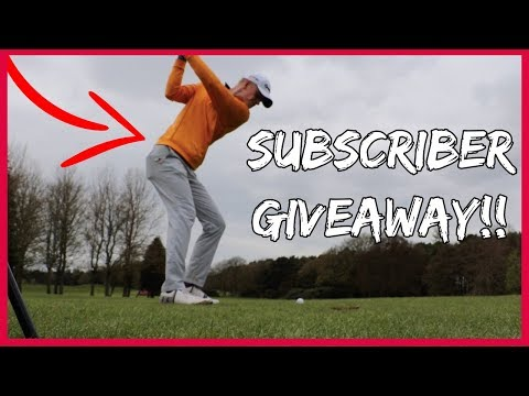 MY FIRST SUBSCRIBER GIVEAWAY – 1.8K SUBSCRIBERS – GOLF ACCESSORIES  REVIEW!!