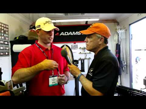 GolfWRX: Adams Golf from the 2012 PGA Merchandise Show Demo Day