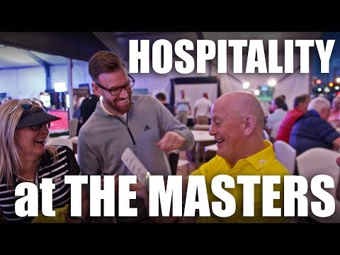 THE MASTERS 2018 – The Best Hospitality Experience in Augusta + Customer Reviews
