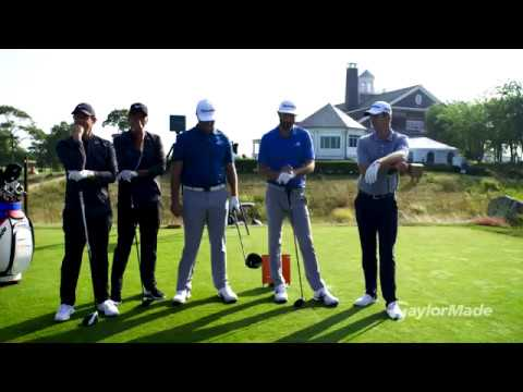 Dustin Johnson – Team TaylorMade