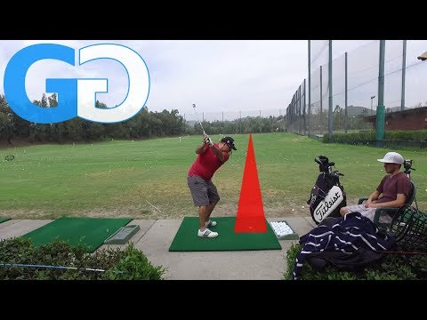 Golf Tips: 1st golf lesson assesment standing up