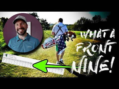 Scoop de poop front nine!! PGA Championship Qualifier Review – Delamere Forest