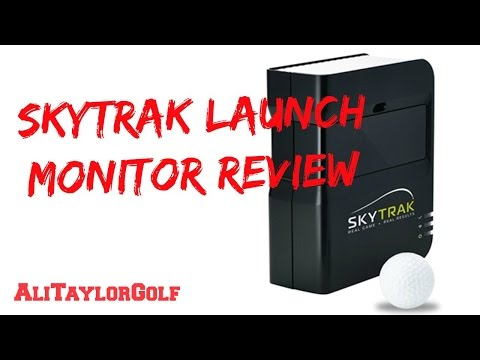 SKYTRAK GOLF LAUNCH MONITOR REVIEW