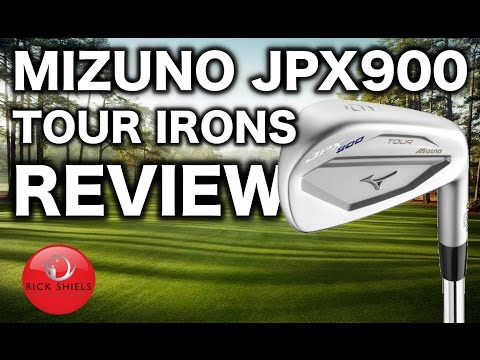NEW MIZUNO JPX900 TOUR IRONS REVIEW