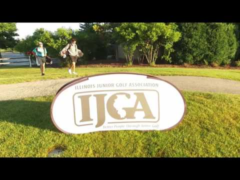 A day in the life of the Illinois Junior Golf Association