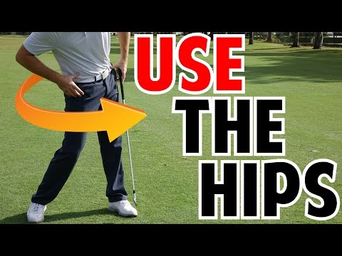 How to Use the Hips in the Golf Swing   Crazy Detail