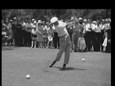 Ben Hogan playing Golf…720p HD